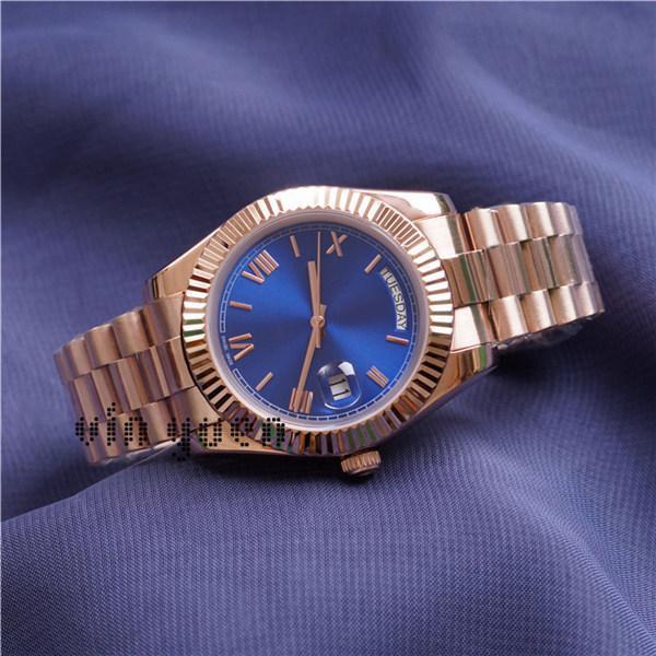 Rose blu oro