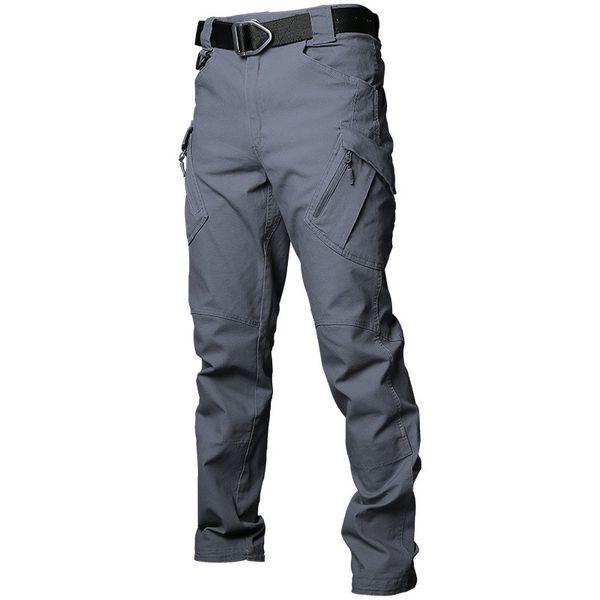 Pantalon gris seulement