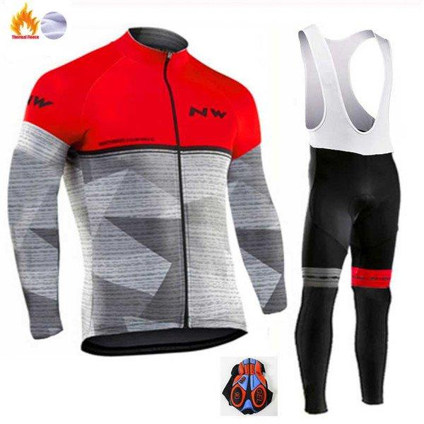 Winter Cycling suit6