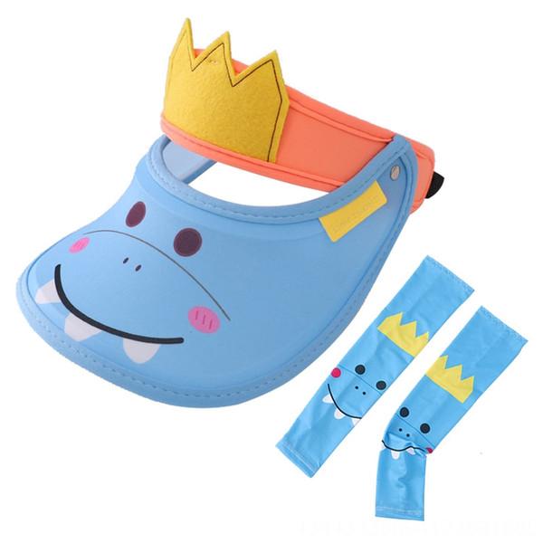 bleu clair Little Dragon + manches de glace