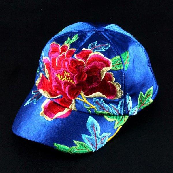 Bleu saphir (Pivoine)