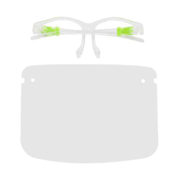 Contacto verde + Escudo