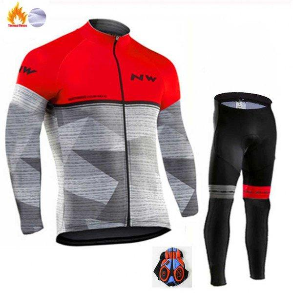 Winter Cycling suit8