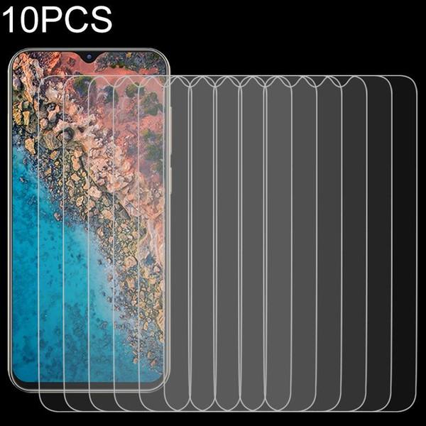 10 PCS 9H 2.5D Non-Full Tela temperado