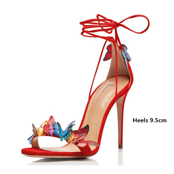Kırmızı 9.5cm
