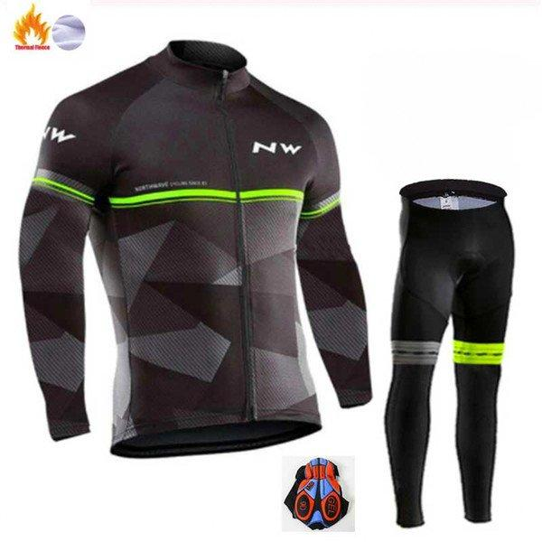 Winter Cycling suit2
