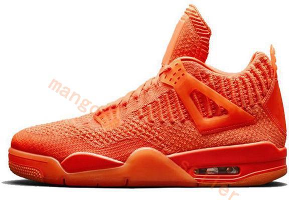 Insgesamt Orange