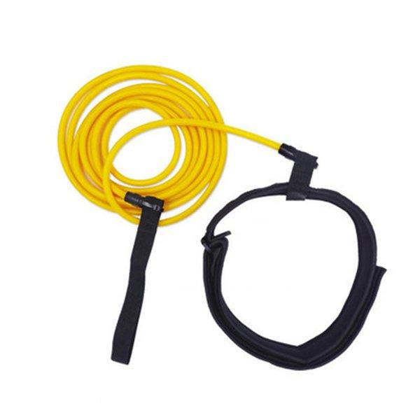 yellow-Swim trainer 2M