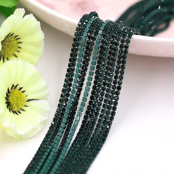 7 dark green bottom + dark green diamond