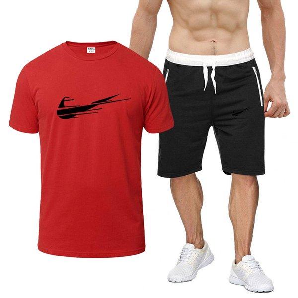 2-Kırmızı + Siyah pantolon