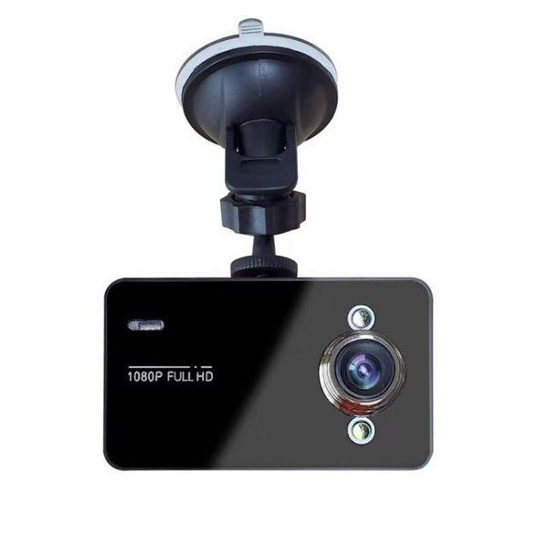 """top popular 100PCS 2.4 """" HD 1080P Car DVR Vehicle Dash Camera Video Recorder Tachograph G-sensor K6000 -l2 Free send DHL 2021"""