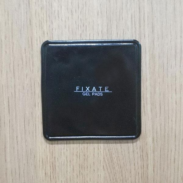 black (square 8x8cm