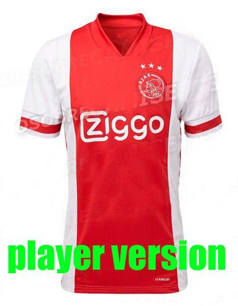 Version ajax player accueil