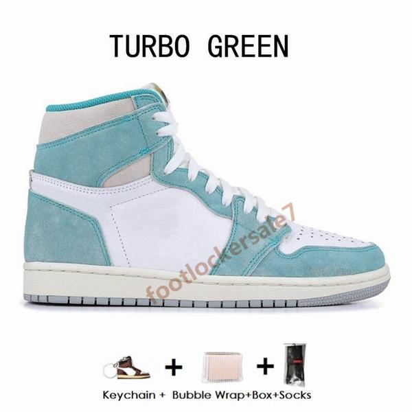 1 S-Turbo Yeşil