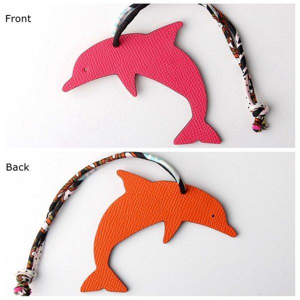 Delfín rosado Naranja