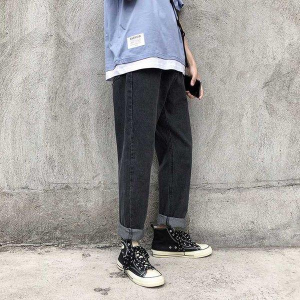 Черный серый