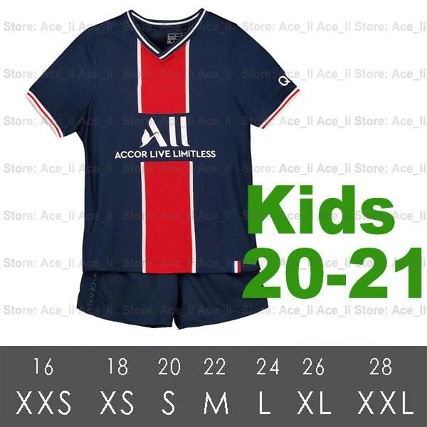 20-21 Crianças Início