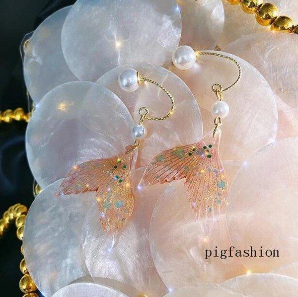 Champagne Fishtail