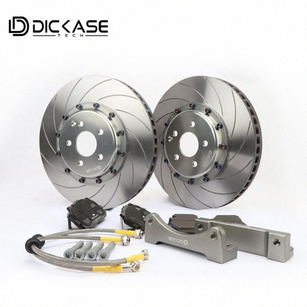 top popular Brake Disc 362*32mm curved pattern for Civic EP3 Type 2004 z4XY# 2021