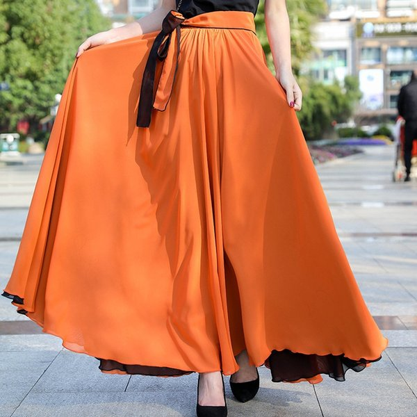 L'usure des deux côtés (orange + noir)