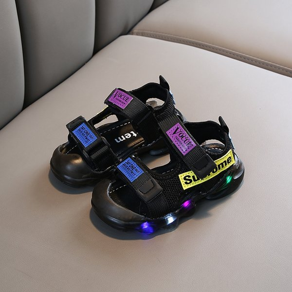 c1819 sandals Black