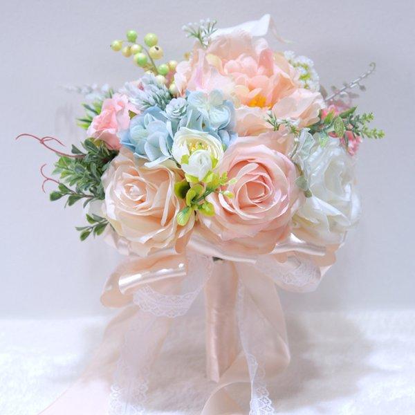 rosa Bouquet nur