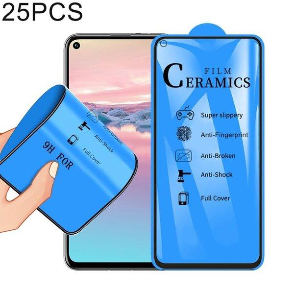25 PCS 2.5D pleine colle Cover Céramique