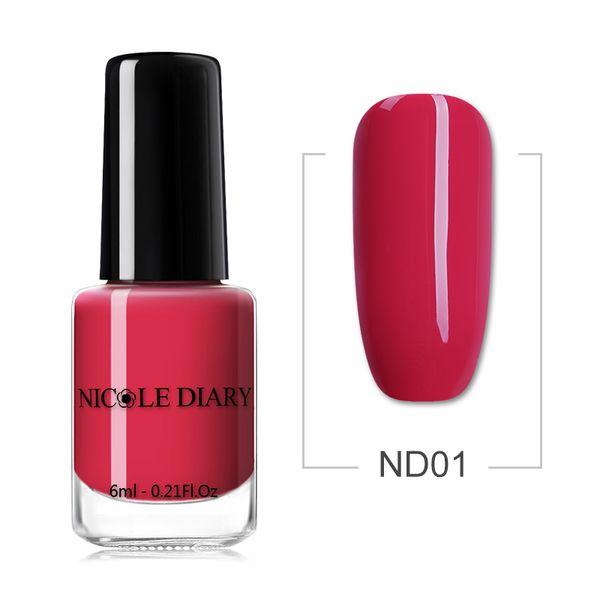 Kırmızı ND01