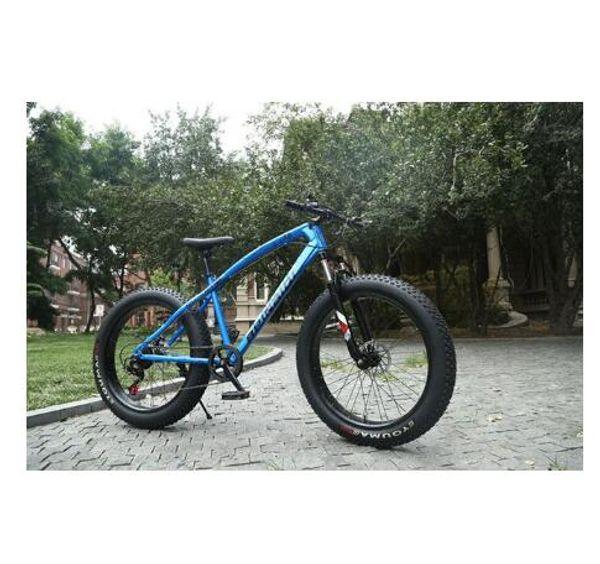 26inch blue 24 speed
