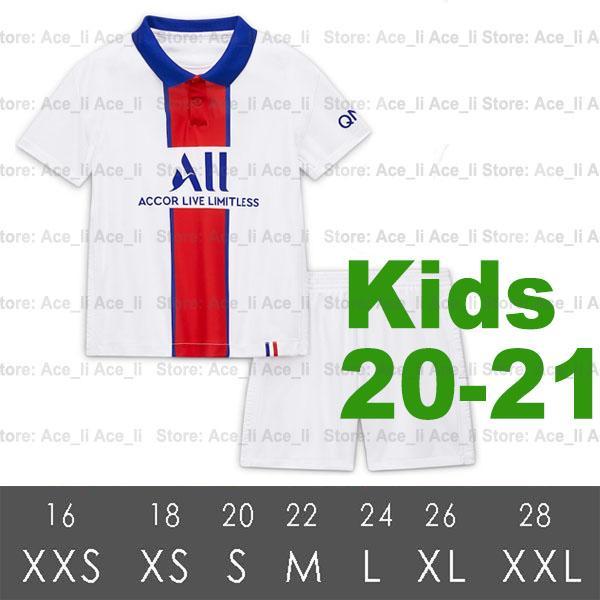 20-21 crianças longe