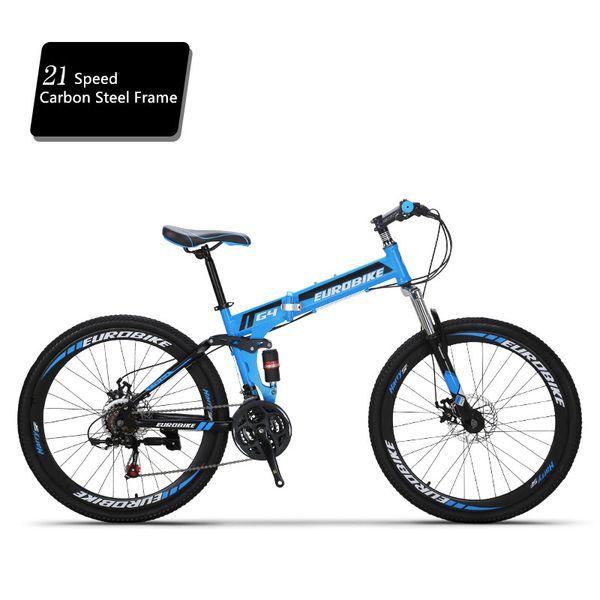 21 Speed A blue