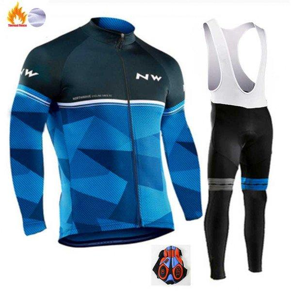 Winter Cycling suit3