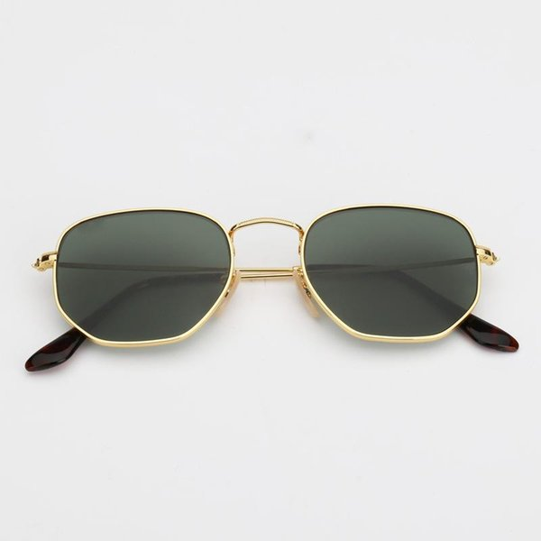 001 Gold-Deep green