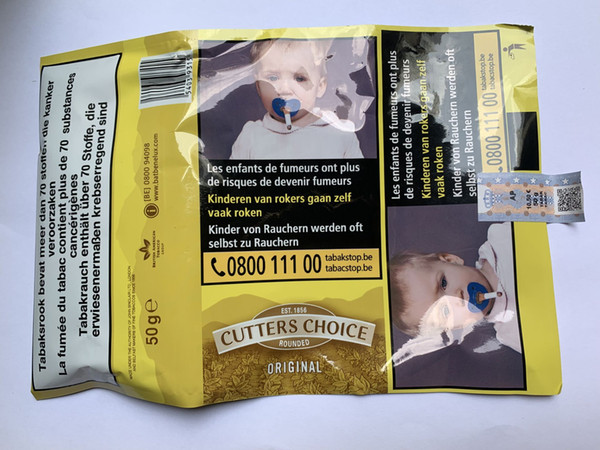 best selling New collection Yellow Packing Cigarette BOX Smoking Tobacco cutters choice packaging Cigarette tobacco 10packs lot plastic boxers tobacco
