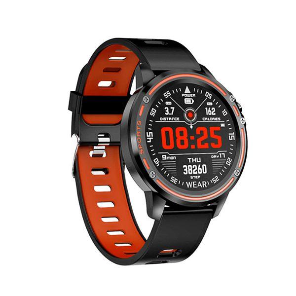 smart watch Red