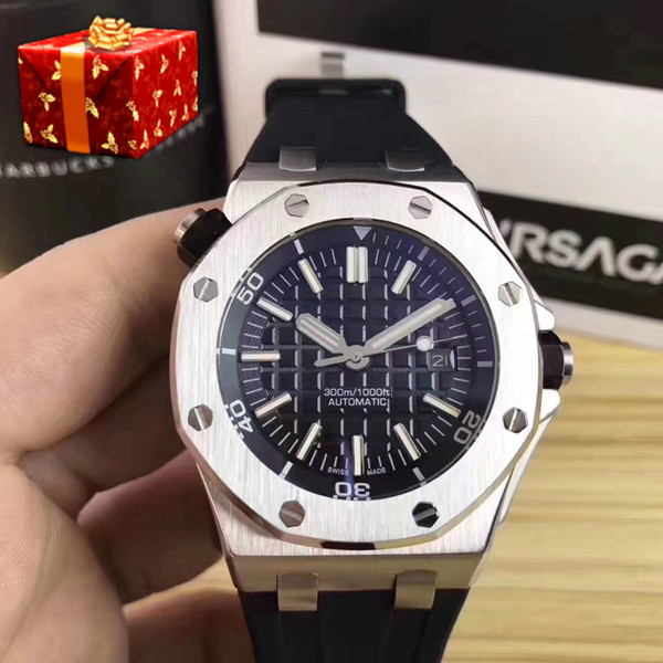 top popular 2020 luxury mens watches Gold Wristwatches 2813 Automatic Movement Stainless Steels Mens Sport Watch mens watch 2021