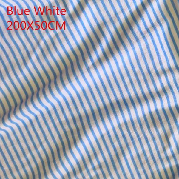 Blue White 200X50CM