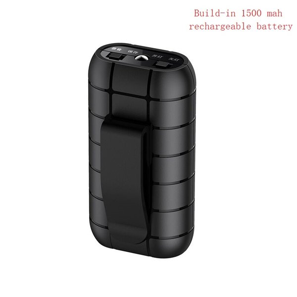 Build-in 1500 mah rechargeable battery