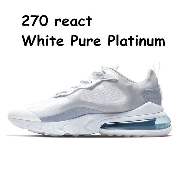 16 White Pure Platinum