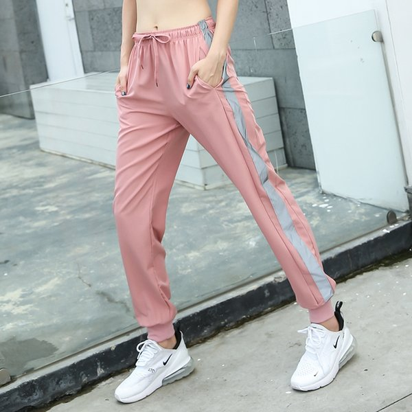 Rosa pantaloni-ck8147