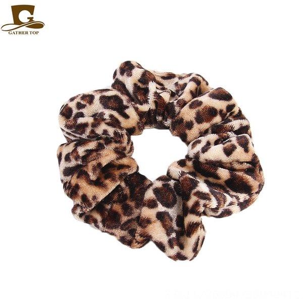 Delgada estampado leopardo