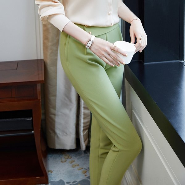 112 Green Pants