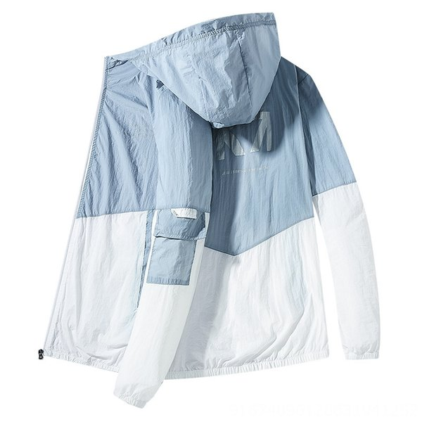 Inferiore Bianco Superiore Blu E