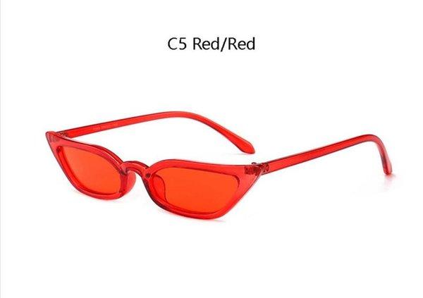 C5 красный красный