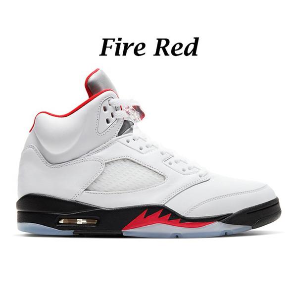 النار الأحمر