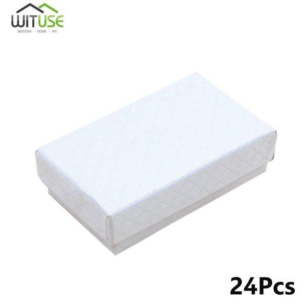 White 8x5x2.5cm
