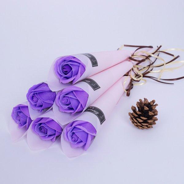 Светло-пурпурно-розовая