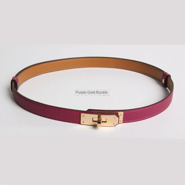 1Pcs_#Purple/Gold buckle_ID915058