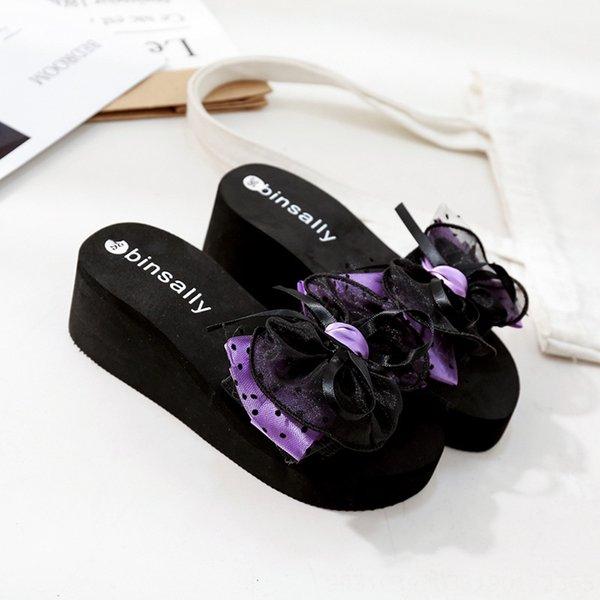 Purple 5.5cm Heel