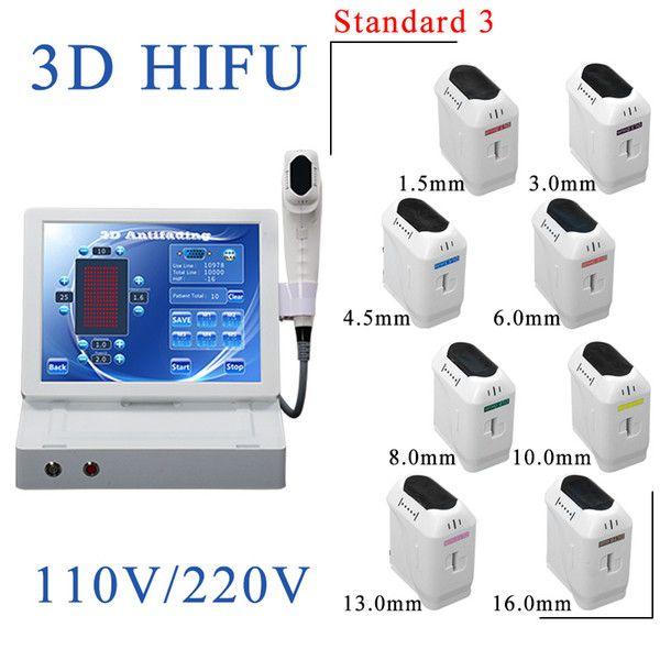 3D-HIFU mit 8 Patronen
